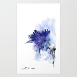 cool sketch 60 Art Print