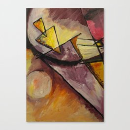 Abstract Forms Canvas Print