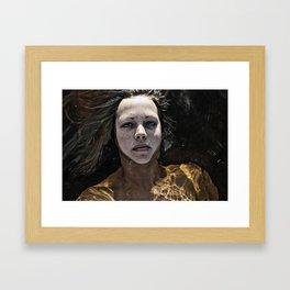 Ellen Framed Art Print