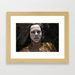 Ellen Framed Art Print