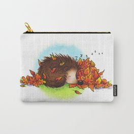Fall Hedgie 5 Carry-All Pouch
