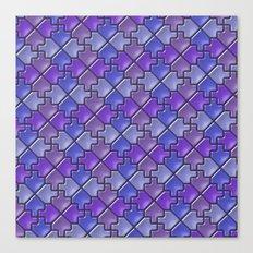 Geometrix 153 Canvas Print