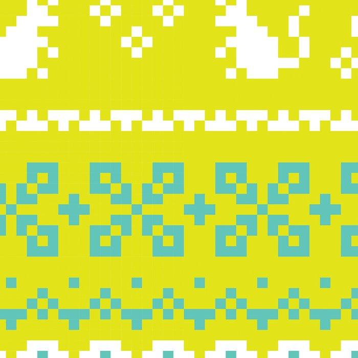 Pixel rats Leggings