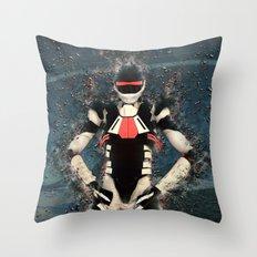 Villain Fantasy_FORGE Throw Pillow