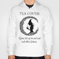coven Hoodies featuring TEA COVEN by Tea Coven