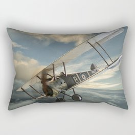 Sopwith Camel Rectangular Pillow