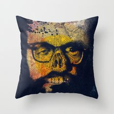 Howl Throw Pillow