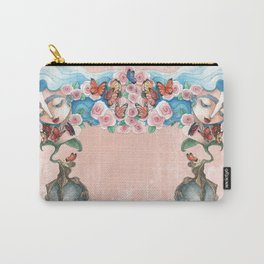 Queen of flowers Carry-All Pouch