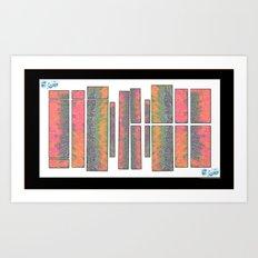 Hydros for 2 Art Print