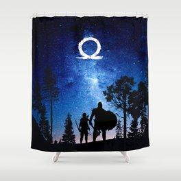 God of War Shower Curtain