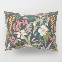 tropical flower Pillow Sham