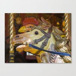 The galloper Canvas Print