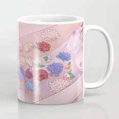 Flower Bath 9 Mug