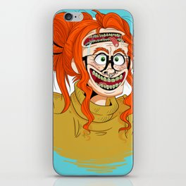 They're Coming to Get You, Barbara iPhone Skin
