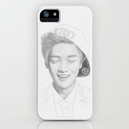 The First Class: Luhan iPhone Case
