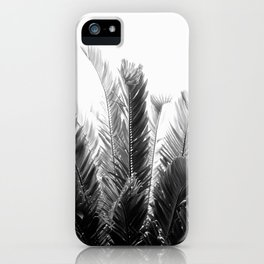 Tropical Leaves Dream #3 #tropical #decor #art #society6 iPhone Case