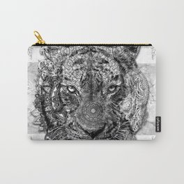 mandala tiger Carry-All Pouch