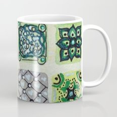 Watercolor Tile 5480 Coffee Mug