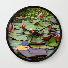 Pondlife. Wall Clock