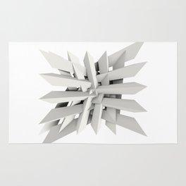 Uxitol (Struggle) large print option Rug