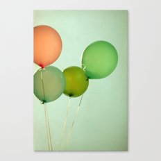 Revelry Canvas Print