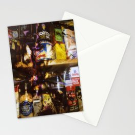 Cabinet of Curiosities Stationery Cards