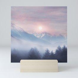 Pastel vibes 11 Mini Art Print