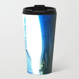 fly over london Travel Mug