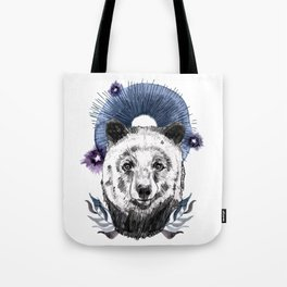 The Bear (Spirit Animal) Tote Bag