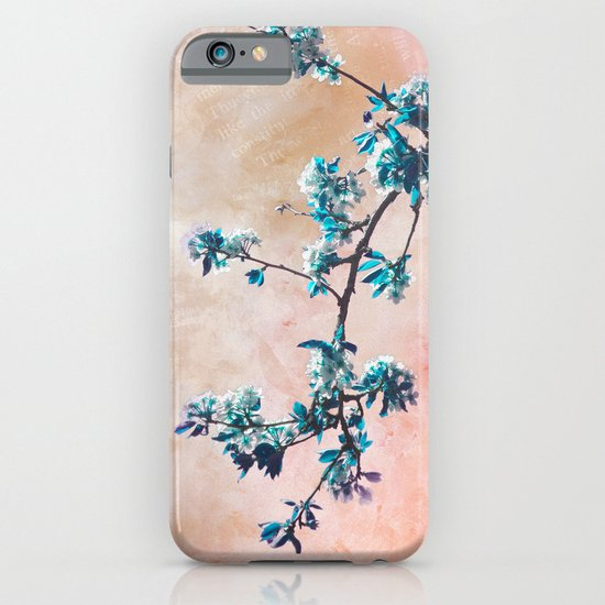 FIRST SPRING iPhone & iPod Case