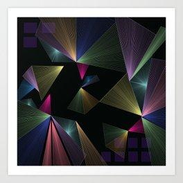 the vortex project Art Print