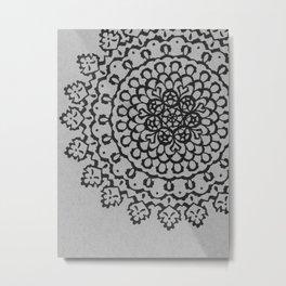 The Pattern Metal Print