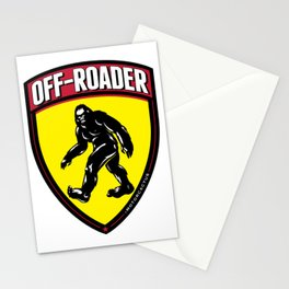 Adventure Badge Stationery Cards