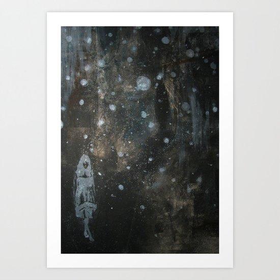 Noctivagant Art Print