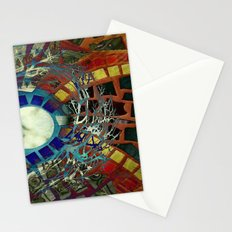 Mosaic Abstract 2 Stationery Cards