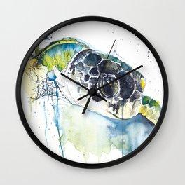 Loggerhead Wall Clock