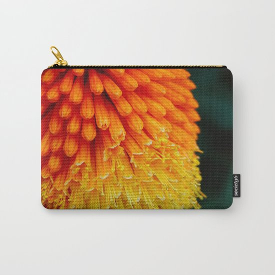Kniphofia Rooperi Carry-All Pouch