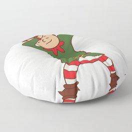 Elf Dabbing Floor Pillow