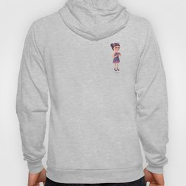 cute tiny frida Hoody