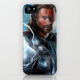 Thor iPhone Case