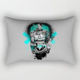 Elektrik Sun Rectangular Pillow