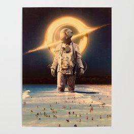 Deep Escape Poster