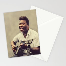 Muddy Waters, Music Legend Stationery Cards