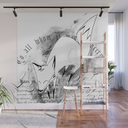 minima - deco fox Wall Mural