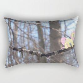 See the Beauty Rectangular Pillow