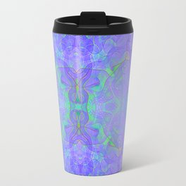 Lavender Lacework Travel Mug