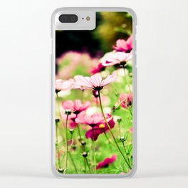 Light Hearted Clear iPhone Case