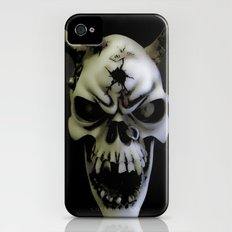 Bones Slim Case iPhone (4, 4s)