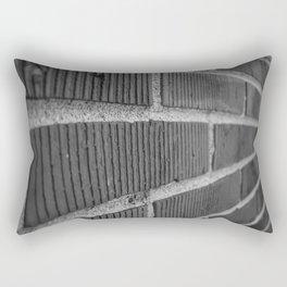 Brick's Edge Rectangular Pillow