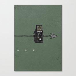 Explore - III Canvas Print